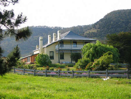 Stanton Bed and Breakfast - Yarra Valley Accommodation