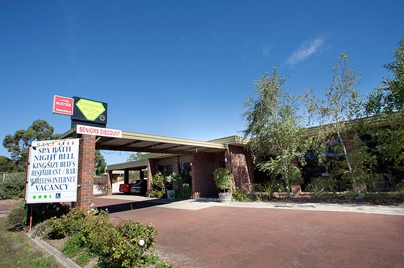 Statesman Motor Inn - Yarra Valley Accommodation