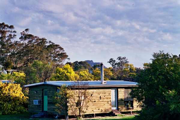 Mount Zero Log Cabins - Yarra Valley Accommodation