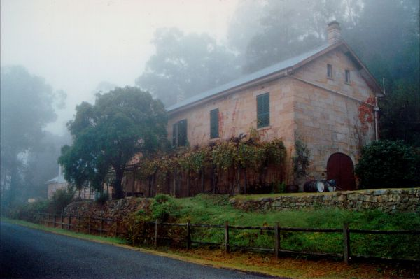 Tizzana Winery Bed And Breakfast - Yarra Valley Accommodation