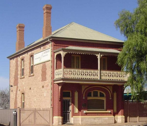 Savings Bank of South Australia - Old Quorn Branch - Yarra Valley Accommodation
