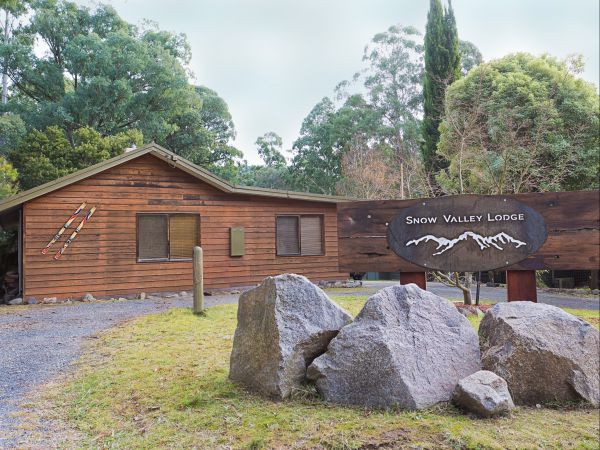 Snow Valley Lodge - Yarra Valley Accommodation