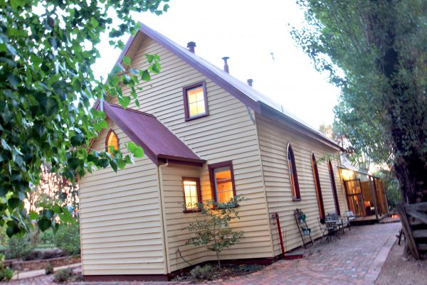 The Churches Accommodation - Yarra Valley Accommodation