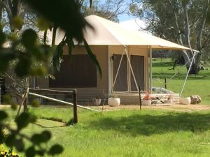 Boongarrie Luxury Tent - Yarra Valley Accommodation