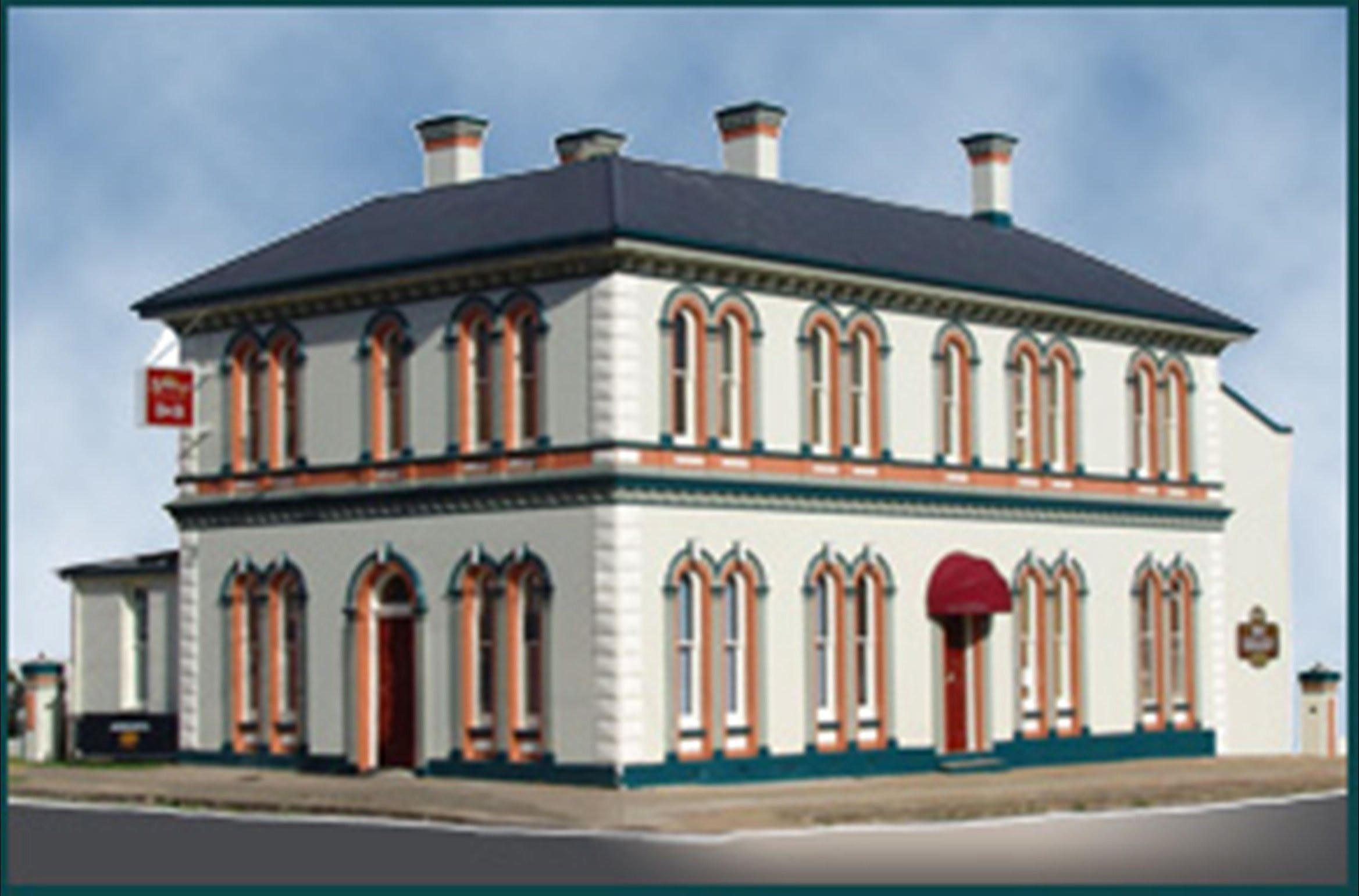 Heritage Guest House - Yarra Valley Accommodation