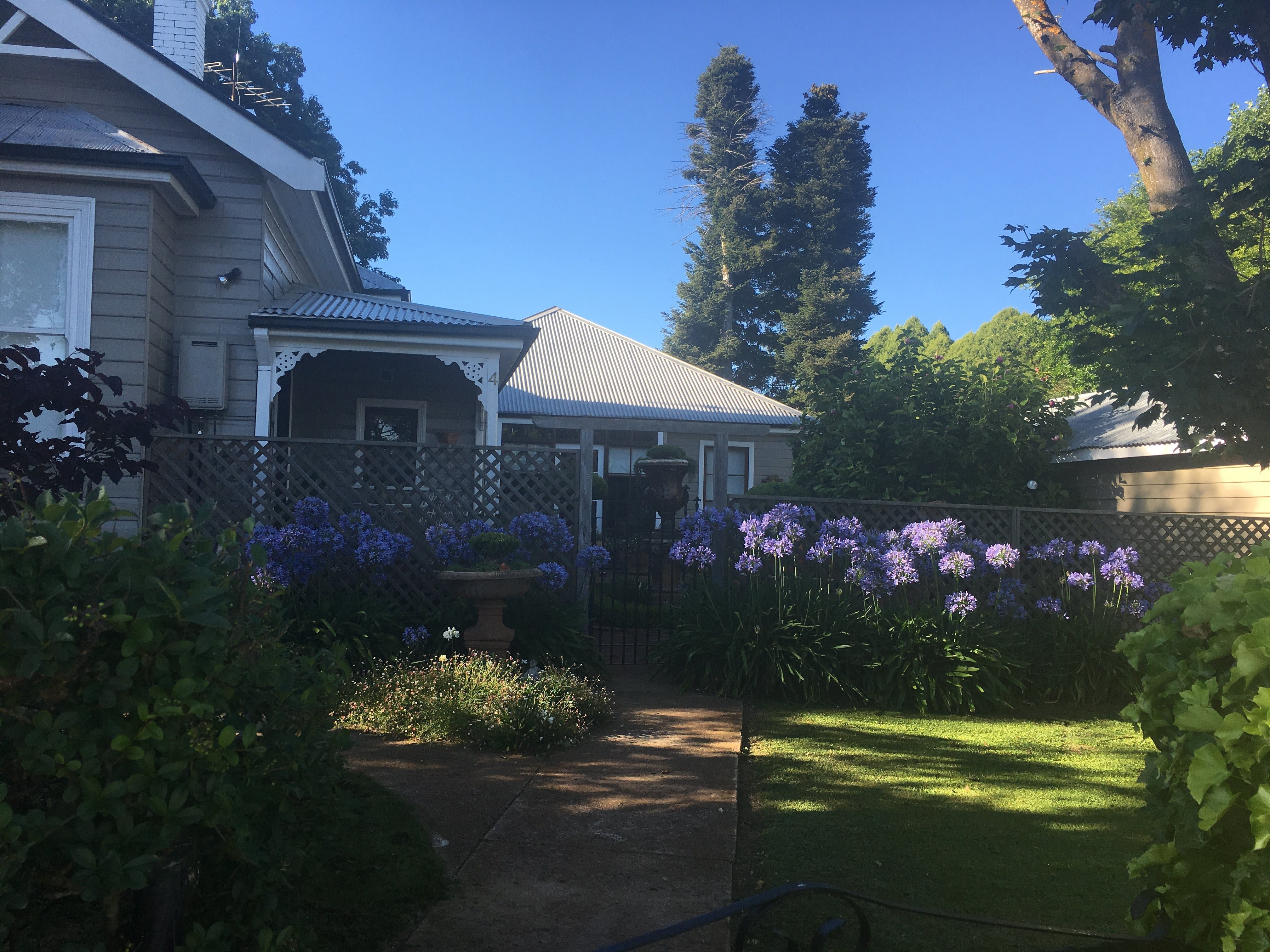 The Old Manse Bed and Breakfast - Yarra Valley Accommodation