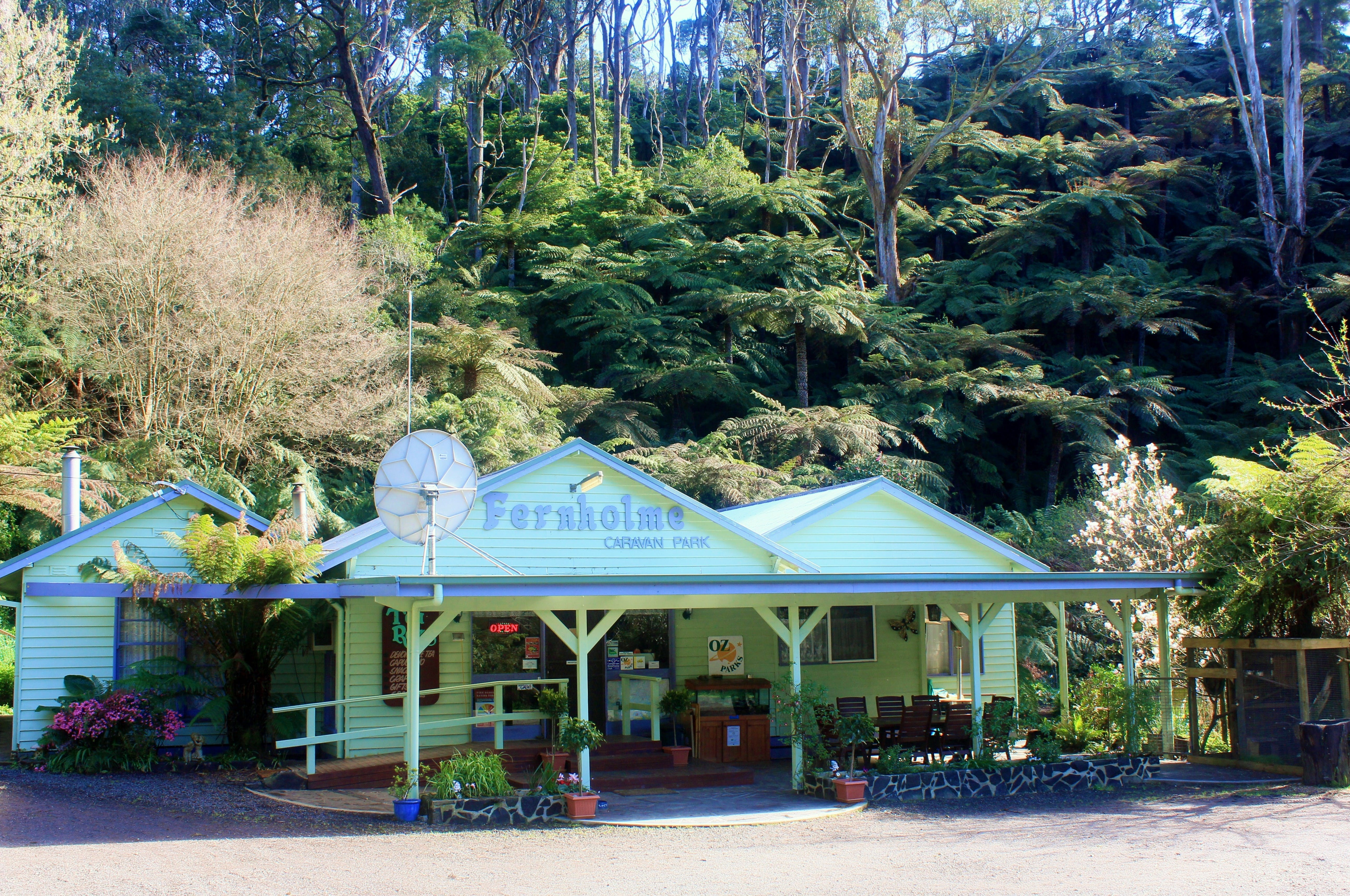 Tarra Valley Caravan Park - Yarra Valley Accommodation