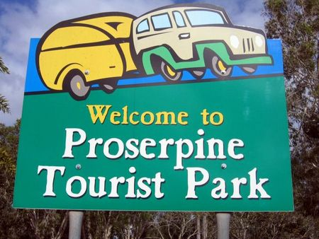 Proserpine Tourist Park - Yarra Valley Accommodation
