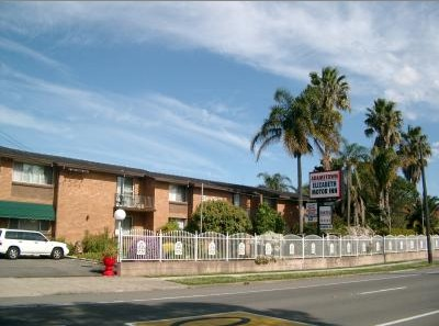 Adamstown Motor Inn - Yarra Valley Accommodation