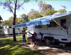 Bega Caravan Park - Yarra Valley Accommodation