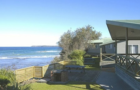 Berrara Beach Holiday Chalets - Yarra Valley Accommodation