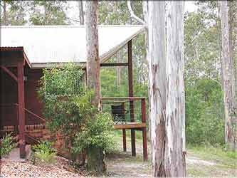 Bewong River Retreat - Yarra Valley Accommodation