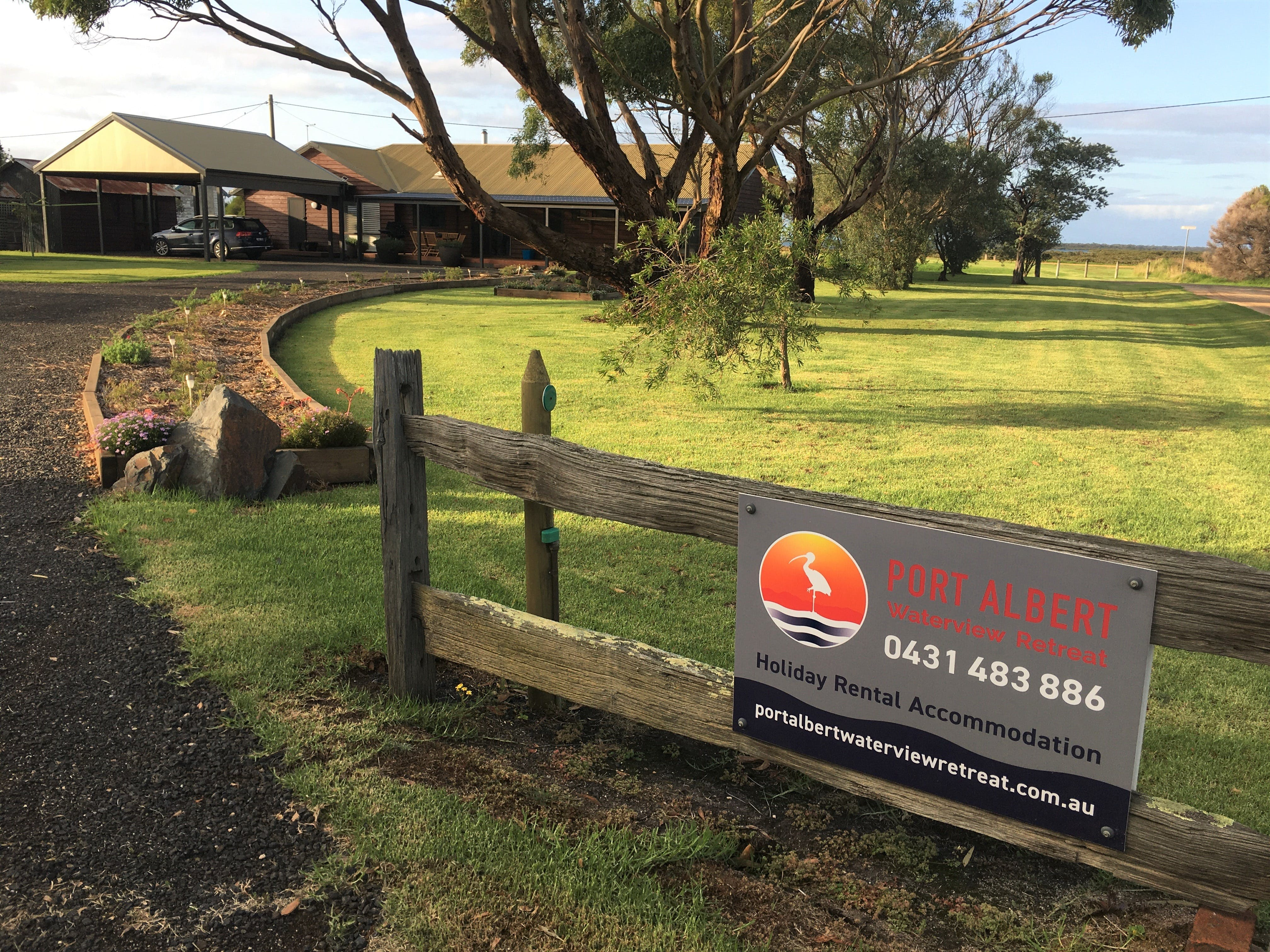 Port Albert Waterview Retreat - Yarra Valley Accommodation