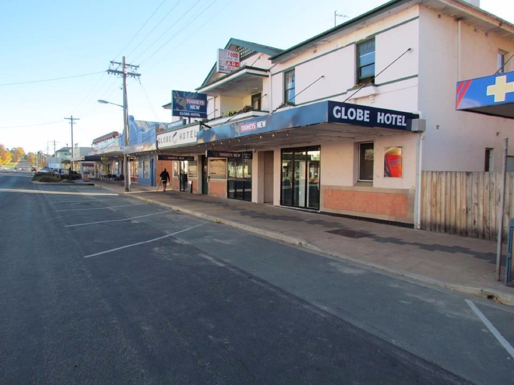 Globe Hotel Bombala - Yarra Valley Accommodation