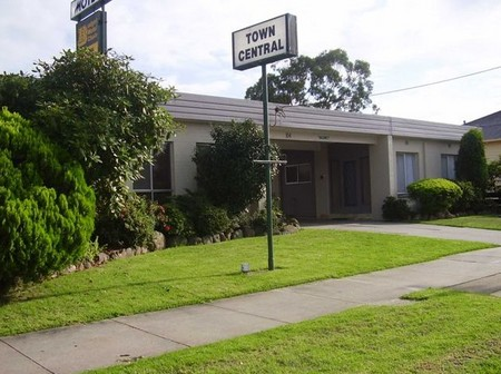 Bairnsdale Town Central Motel - Yarra Valley Accommodation
