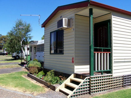 Leongatha Apex Caravan Park - Yarra Valley Accommodation