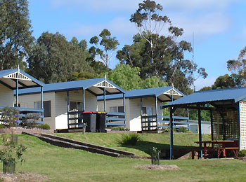 Bacchus Marsh Caravan Park - Yarra Valley Accommodation