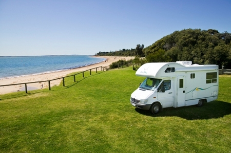 Cowes Caravan Park - Yarra Valley Accommodation