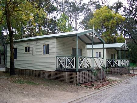 Goulburn River Tourist Park - Yarra Valley Accommodation