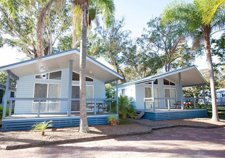Jimmys Beach Holiday Park - Yarra Valley Accommodation