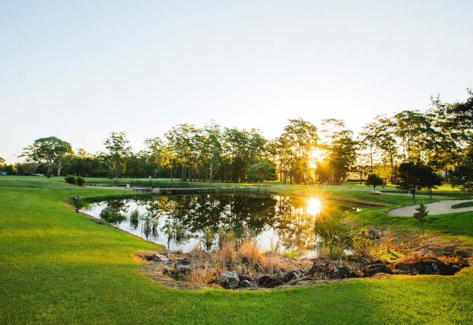 Tallwoods Golf Course and Resort - Yarra Valley Accommodation