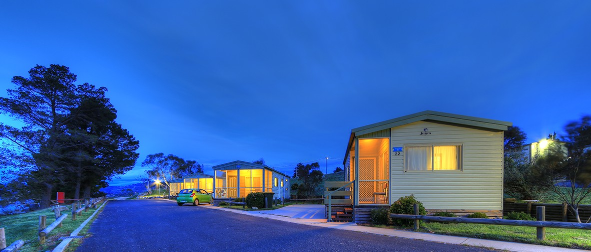 Jindabyne Holiday Park - Yarra Valley Accommodation