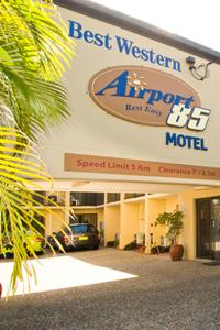 Best Western Airport 85 Motel - Yarra Valley Accommodation