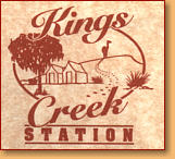 Kings Creek Station - Yarra Valley Accommodation
