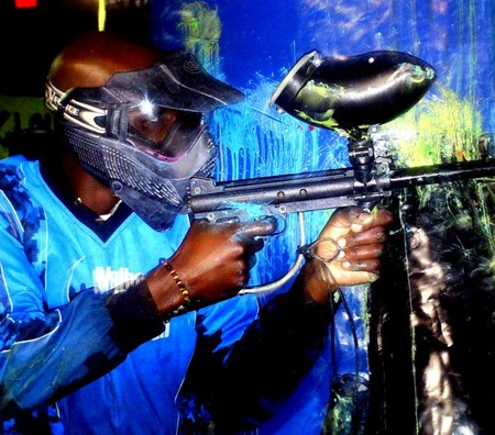 Melbourne Indoor Paintball - Yarra Valley Accommodation