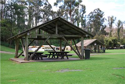 Glen Cromie Park - Yarra Valley Accommodation