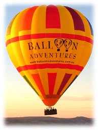 Balloon Adventures Barossa Valley - Yarra Valley Accommodation