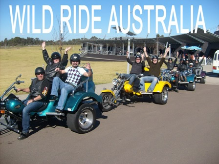 A Wild Ride - Yarra Valley Accommodation
