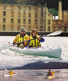 Blackaby's Sea Kayaks and Tours - Yarra Valley Accommodation