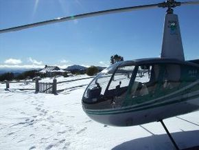 Alpine Helicopter Charter Scenic Tours - Yarra Valley Accommodation