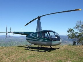 Alpine Helicopter Charter Scenic Tours