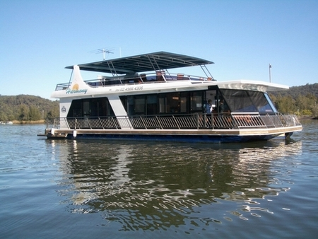 Able Hawkesbury River Houseboats - Yarra Valley Accommodation