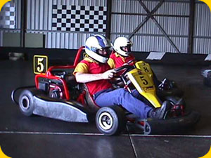 Indoor Kart Hire - Yarra Valley Accommodation