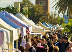St Kilda Esplanade Market - Yarra Valley Accommodation
