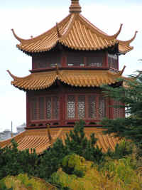 Chinese Garden of Friendship - Yarra Valley Accommodation