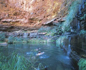 Dales Gorge and Circular Pool - Yarra Valley Accommodation