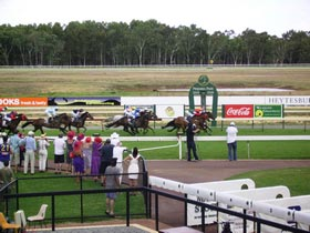 Pinjarra Race Club - Yarra Valley Accommodation