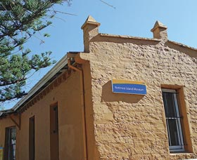 Rottnest Museum - Yarra Valley Accommodation