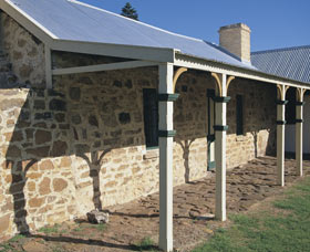 Ellensbrook Historic Home and Picnic Grounds - Yarra Valley Accommodation