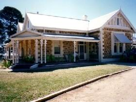 The Pines Loxton Historic House and Garden - Yarra Valley Accommodation