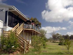 Newman's Horseradish Farm and Rusticana Wines - Yarra Valley Accommodation