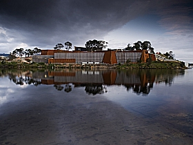 Museum of Old and New Art - MONA - Yarra Valley Accommodation