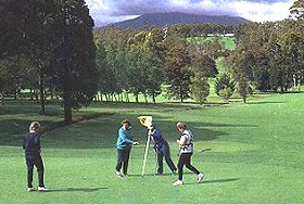 Deloraine Golf Course - Yarra Valley Accommodation