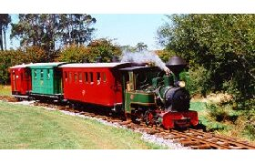 Redwater Creek Railway - Yarra Valley Accommodation