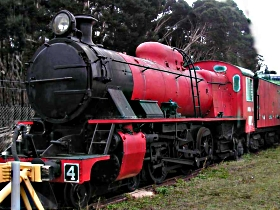 Don River Railway - Yarra Valley Accommodation