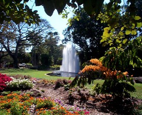 George Brown Darwin Botanic Gardens - Yarra Valley Accommodation